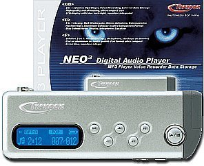 Anubis Typhoon Neo³ digital audio player 128MB (83060)