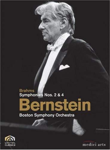 Johannes Brahms - Sinfonie Nr. 2 & 4 -- via Amazon Partnerprogramm