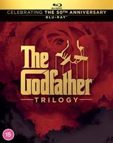 The Godfather Trilogy (Blu-ray) (UK)
