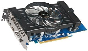 Gigabyte Radeon HD 7770 GHz Edition OC, 1GB GDDR5, DVI, HDMI, 2x mini DisplayPort (GV-R777OC-1GD)
