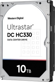 Western Digital Ultrastar DC HC330 10TB, TCG, 512e, SATA 6Gb/s (WUS721010ALE6L1 / 0B42270)