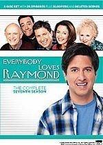 Everybody Loves Raymond Season 7 (DVD) (UK)