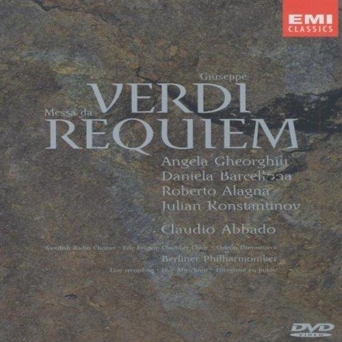 Guiseppe Verdi - Messa da Requiem - Abbado -- via Amazon Partnerprogramm