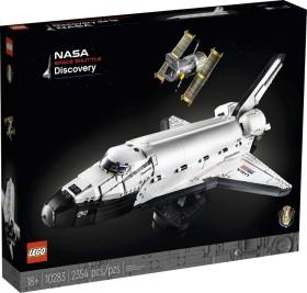 LEGO Creator Expert - NASA-Spaceshuttle Discovery (10283)