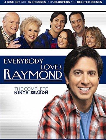 Everybody Loves Raymond Season 9 (UK) -- via Amazon Partnerprogramm