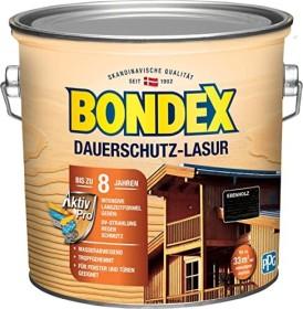 Bondex Dauerschutz-Lasur Holzschutzmittel ebenholz, 2.5l (329932)