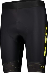 Scott RC Pro Fahrradhose kurz black/sulphur yellow (Herren) (280319-5024)