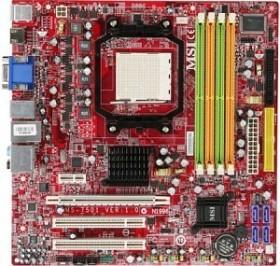 MSI K9A2GM-FIH, 780G (7501-020R)