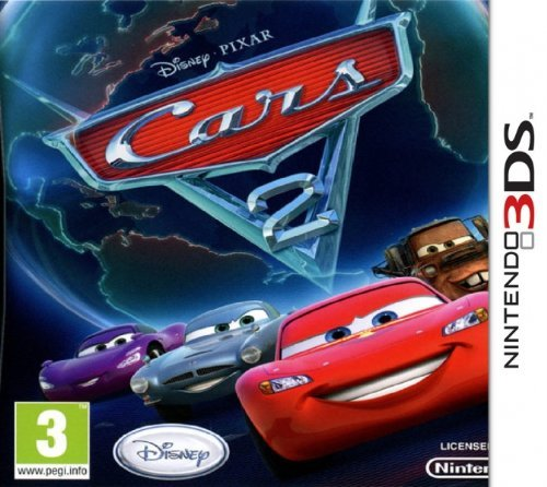 Cars 2 - The Video Game (deutsch) (3DS) -- via Amazon Partnerprogramm
