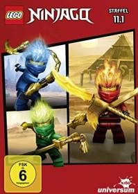 LEGO Ninjago Season 11.1 (DVD)