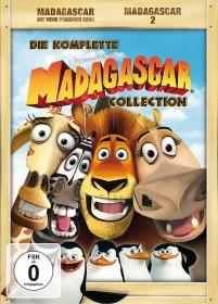 Madagascar/Madagascar 2 (Blu-ray)