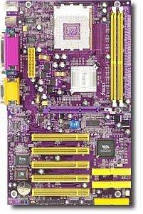 Soltek SL-KT600-C1/SL-KT600-C1L, KT600 (PC-3200 DDR)