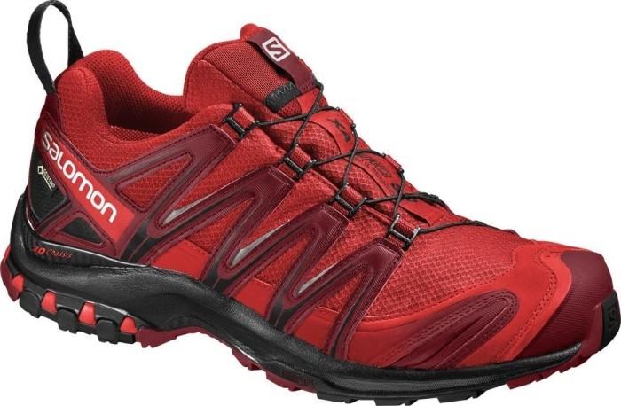 Salomon XA Pro 3D GTX fiery red black red dalhia (men) (393319 ... 644645068de2
