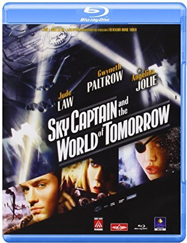 Sky Captain And The World Of Tomorrow (UK) -- via Amazon Partnerprogramm