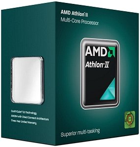 AMD Athlon II X3 460, 3x 3.40GHz, boxed (ADX460WFGMBOX)