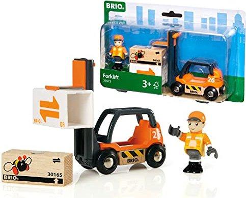 BRIO Gabelstapler (33573) -- via Amazon Partnerprogramm