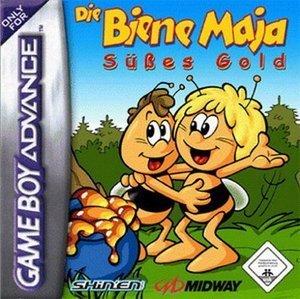Die Biene Maja - Süsses Gold (GBA)