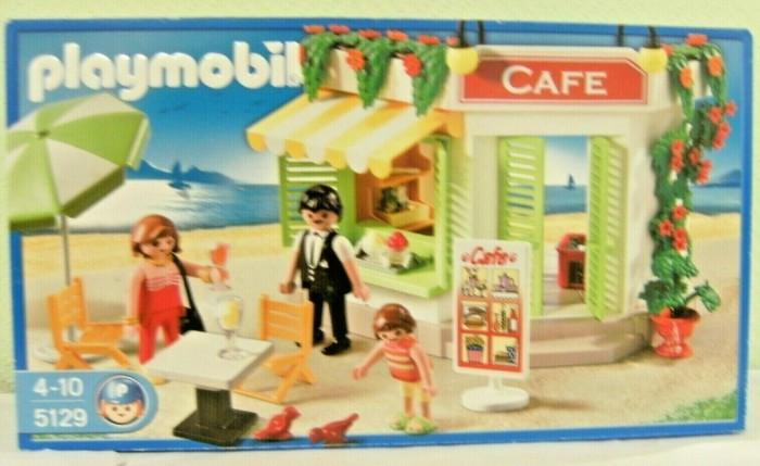 playmobil - Summer Fun - Hafen-Café (5129) -- via Amazon Partnerprogramm