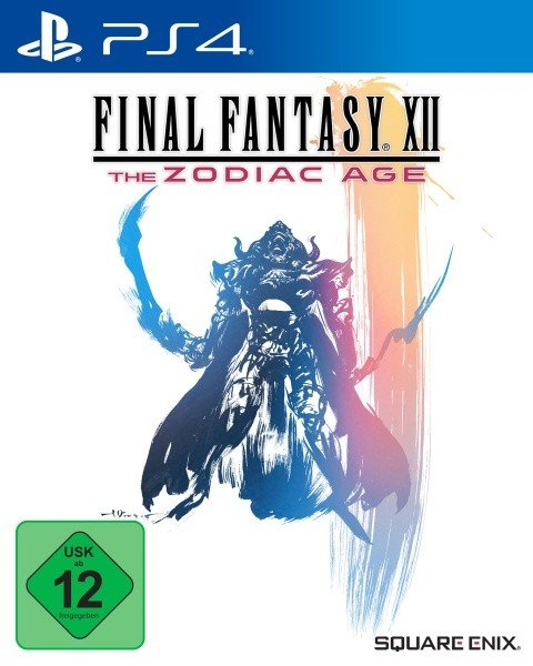 Final Fantasy XII: The Zodiac Age - Limited Edition (PS4)