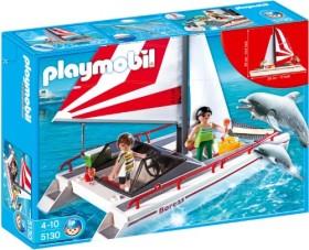 playmobil Summer Fun - Katamaran mit Delfinen (5130)