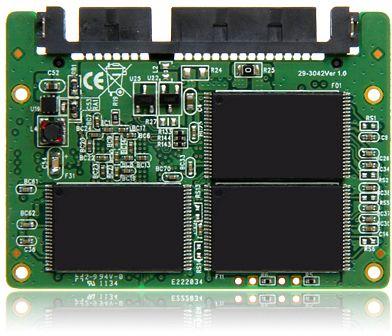 Transcend Half- slim SSD 64GB, SATA (TS64GHSD630)