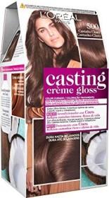 L'Oréal Casting cream Gloss hair colour 500 light brown