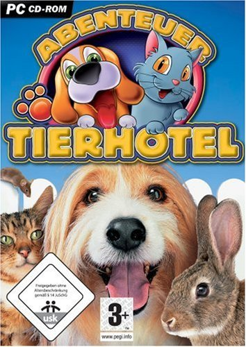 Abenteuer Tierhotel (deutsch) (PC) -- via Amazon Partnerprogramm