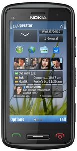 O2 Nokia C6-01 (various contracts)