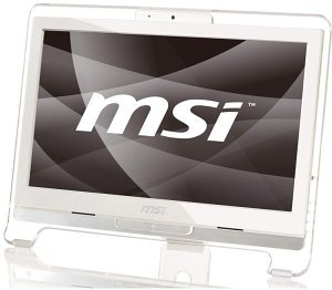 MSI Wind Top AE1920-D52N23W7H, weiß (00A92313-SKU1)