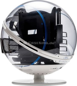 In Win Winbot white/blue, acrylic window (IW-WINBOT-BLU)