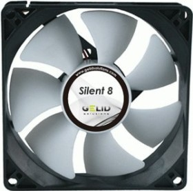 Gelid Solutions Silent 8, 80mm (FN-SX08-16)