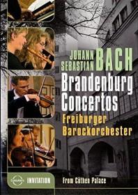 Johann Sebastian Bach - Brandenburgisches Konzerte 1-6