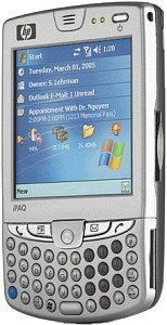 HP iPAQ hw6510 Mobile Messenger (FA384A)