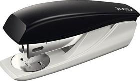 Leitz New NeXXt kleines Büroheftgerät, schwarz (55016095/55010095)