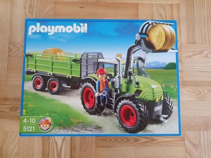 playmobil - Country - Riesen-Traktor mit Anhänger (5121) -- via Amazon Partnerprogramm