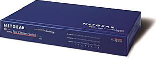 Netgear FS308 switch