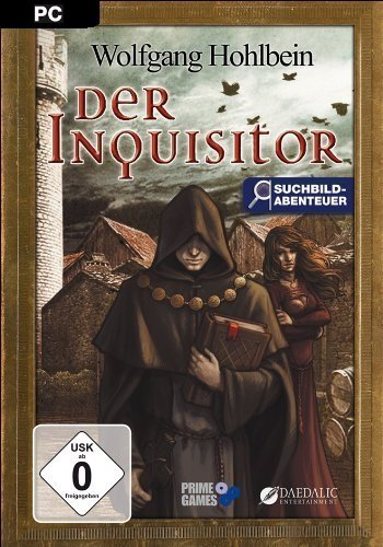 Wolfgang Hohlbein - Der Inquisitor (Download) (PC) -- via Amazon Partnerprogramm