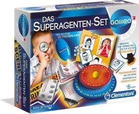 Clementoni Galileo - Superagenten-Set (59059)
