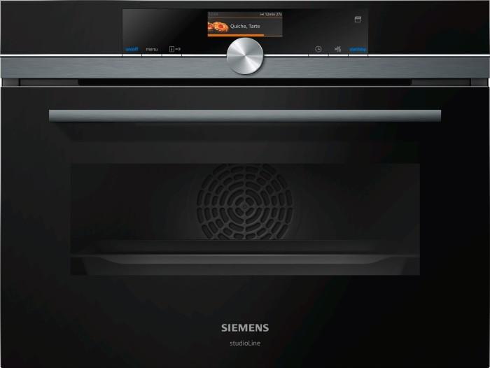 Siemens iQ700 CS856GPB7 steam oven