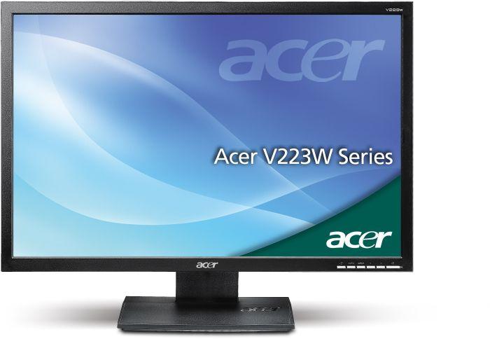 """Acer V3 Value V223WLAObmd, 22"""" (ET.EV3WE.003)"""