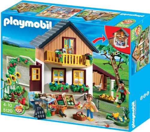 playmobil Country - Bauernhaus mit Hofladen (5120) -- via Amazon Partnerprogramm