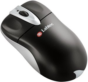 Labtec wireless Optical Mouse, PS/2 (911544-0914)