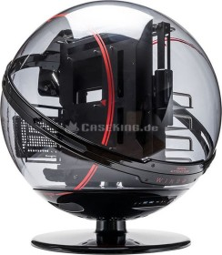 In Win Winbot black/red, acrylic window (IW-WINBOT-RED)