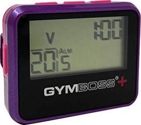 Gymboss Plus violet metallic gloss hardcoat
