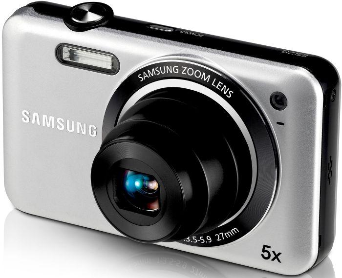 Samsung ES75 silver