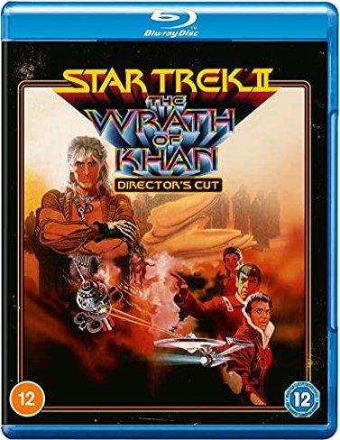Star Trek 2 - The Wrath Of Khan (Blu-ray) (UK) -- via Amazon Partnerprogramm