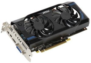 MSI R7770-2PMD1GD5, Radeon HD 7770 GHz Edition, 1GB GDDR5, DVI, HDMI, 2x mini DisplayPort