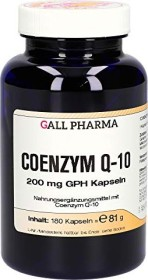 coenzyme Q10 200mg GPH capsules, 180 pieces
