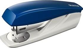 Leitz New NeXXt kleines Büroheftgerät, blau (55016035/55010035)
