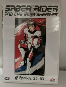 Saber Rider and the Star Sheriffs Vol. 6